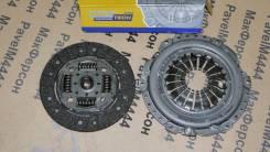 Комплект сцепления (без выжимного) Krafttech Opel Astra / Vectra и др