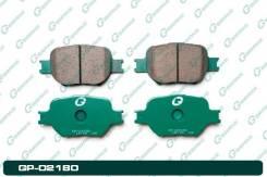 Колодки тормозные G-Brake GP-02180