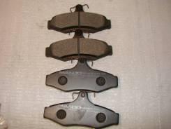 Колодки тормозные задние MPD11