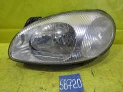 Фара левая Chevrolet Lanos (T100) 97-00 г 58720
