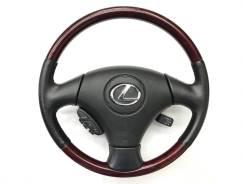 Оригинальный обод руля с косточкой под красное дерево для Lexus
