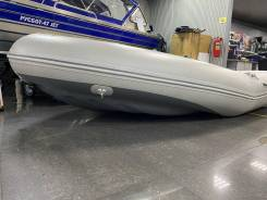 Лодка надувная ПВХ Баджер Air Line 390 НДНД