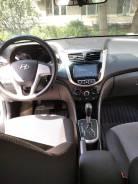 Аренда седана Hyundai Solaris без водителя