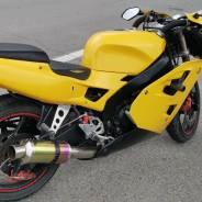 Kawasaki ZXR, 1995