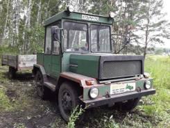 Самодельная модель, 2000