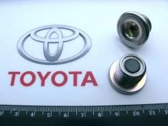 Пробка редуктора (Магнитная) (Оригинал) Toyota 90341-18051*00,