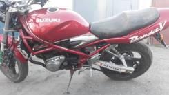 Suzuki Bandit, 2001