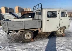 Бортовой УАЗ-390945 Фермер, В г. Красноярске год, 2012