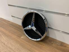 Эмблема решетки радиатора для Mercedes W205 CLA GLA W176 W246 Новая