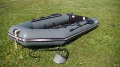 Надувная лодка ПВХ SibRiver Таймыр-320