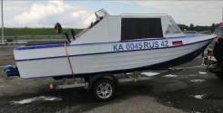 Продам лодку индивидуальной постройки