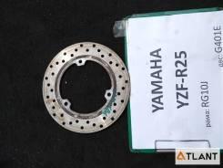 Тормозной диск Yamaha YZF-R25