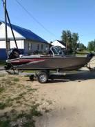 Продам лодку Windboat 4.6 DC EVO