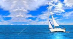 Прогулки на парусно-моторной 10 метровой яхте