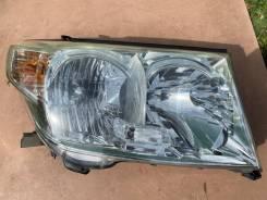 Фара правая Toyota Land Cruiser 200, 2010, б/у.