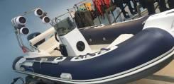 """Лодка Stormline Rib 420 Luxe + Прицеп """"Русич"""""""