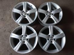 Комплект литых дисков Toyota Rav4, Camry, Corolla R17