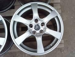 японские диски Weds Delmore R18 5*120 Фольксваген БМВ Хонда Опель