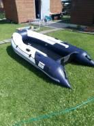 Продам новую лодку ПВХ ещё на гарантии.