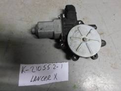 Моторчик стеклоподъемника передний левый [5713A085] для Mitsubishi Lancer X [арт. 210552-1]