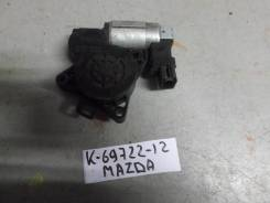 Моторчик стеклоподъемника задний левый [G22C5858X] для Mazda 3 I, Mazda 6 I [арт. 69722-12]