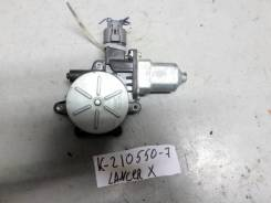 Моторчик стеклоподъемника передний правый [5713A086] для Mitsubishi Lancer X [арт. 210550-7]