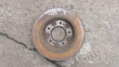 Диск тормозной задний [58411A6300] [арт. 215178-22]