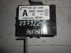 [арт. 237922-1] Электронный блок [285321BA0A] для Infiniti EX, Infiniti FX I