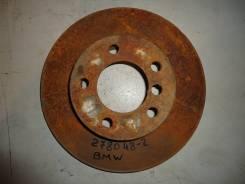 Диск тормозной передний [34116792217] для BMW 1 F20/F21, BMW 3 F30/F31/F34/F35, BMW 4 [арт. 278048-2]