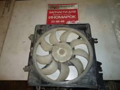 Вентилятор радиатора кондиционера с дифузором [73310FJ020] для Subaru Outback IV, Subaru Outback V [арт. 298490-2]