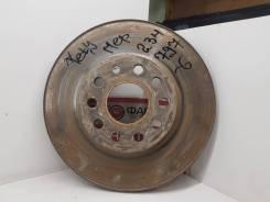Диск тормозной (передний вентилируемый) [1K0615301T] [арт. 234797-6]