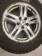[арт. 513094-4] Диск колесный R17 [529102B370] для Hyundai Santa Fe II