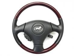 Оригинальный руль с косточкой под красное дерево для Toyota Soarer