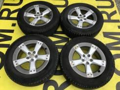 Комплект оригинальных литых дисков Toyota R18, сверловка 5*114,3