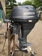 Лодочный мотор Yamaha F 25 DMHL из Японии! Румпельный!