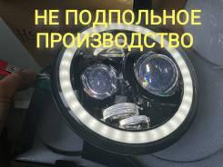 Фары линзовые светодиодные Toyota LAND Cruiser Prado 90, 95 ( Прадо)