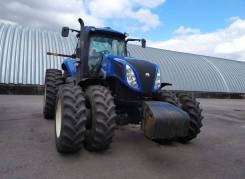 New Holland S, 2012