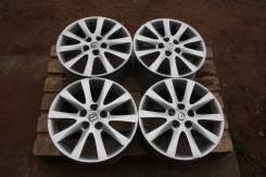 Оригинальные 17 диски Mazda б/п по РФ из Японии, б/п по РФ