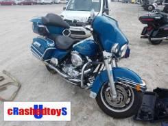 Harley-Davidson Road King FLHRI 15891, 2002