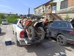 Подставка для мотоциклов в хайлюкс