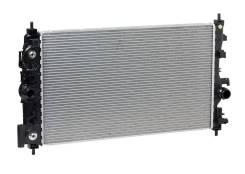 Радиатор охл. для а/м Opel Astra J (10-) 1.4i/1.6i AT OPEL, Chevrolet