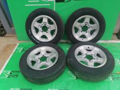 Колеса Suzuki Jimny 175/80 R16 Dunlop Grandtrek PT3