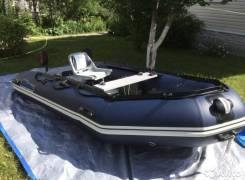 Лодка Stormline Heavy Duty Air360+транцевые колёса