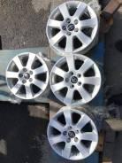 Литые диски 16 5х114,3; 6,5J; ET50; 60.1мм Toyota