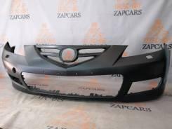 Бампер Mazda 3 2007 [bS4N50031CAA, BS4N50031B, BFB850031], передний