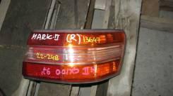 Стоп правый Toyota Mark II X100 22-248
