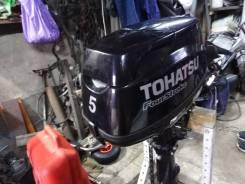 Продам мотор tohatsu MSF 5