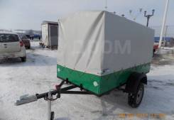 Иркут-3, оцинк, борта съёмные, высок. тент (2.48х1.23м) в Усть-Куте