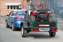 Автоприцеп легковой, 8213 А5 Универсал, R13, (2.38х1.36м) в Усть-Куте