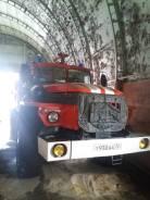 Пажарный автомобиль Урал АЦ 4.0-40